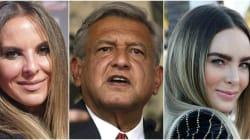 Si AMLO gana, ¿Kate del Castillo o Belinda serían secretarias de