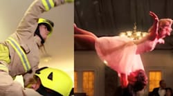 Firefighters Have The Time Of Their Life In New Fire Safety