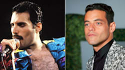 Rami Malek Channels Freddie Mercury In Upcoming 'Bohemian Rhapsody'