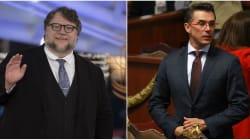 El día que Guillermo del Toro y Sergio Mayer se unieron en defensa del