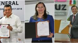 Habemus gobernadores electos en Chiapas, Puebla y
