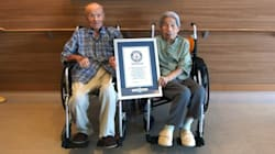 World's Oldest Living Married Couple Is A Combined Age Of