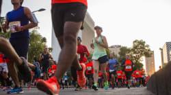 Se reporta la muerte de dos corredores en el Medio Maratón de