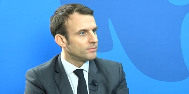 Emmanuel Macron était l'invité de l'ONG environnementale WWF pour dévoiler son projet pour l'écologie.