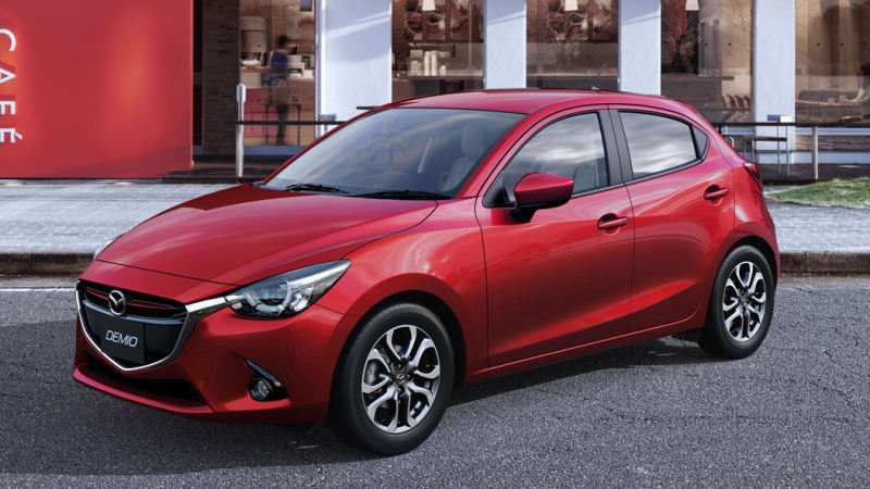 2016 mazda2 gets epa rated 43 mpg highway autoblog. Black Bedroom Furniture Sets. Home Design Ideas