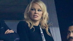 Pam Anderson Tweets About Paris Riots, And The World Takes