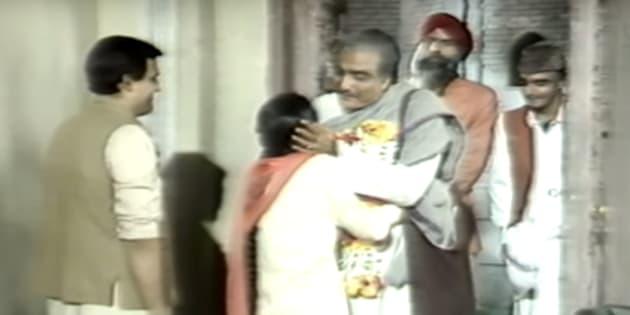 A still from the series 'Buniyaad'.