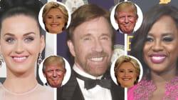 QUIZ - Clinton ou Trump, pour qui votent ces