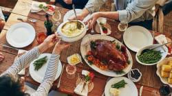 18 temas de conversación para no hablar de política en la cena de