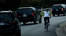 More Than $60,000 Raised For Cyclist Who Was Fired For Flipping Off