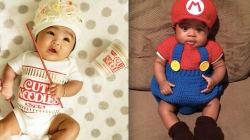 Estos adorables bebés disfrazados son lo único que esperábamos del