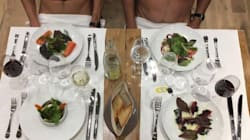 Naked Restaurant Opens In Paris And We Have So Many