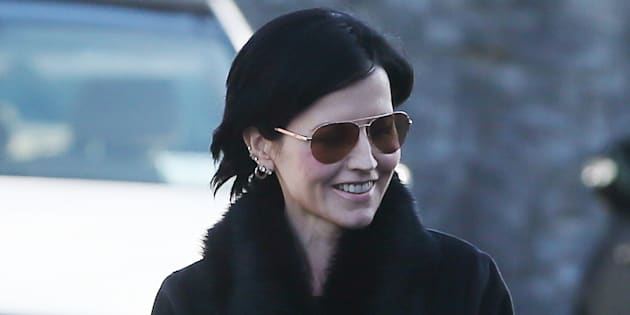 Dolores O'Riordan, seen in February 2016, used to own a home in Ontario.