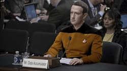 This Image Of Mark Zuckerberg As Data From 'Star Trek' Works On So Many