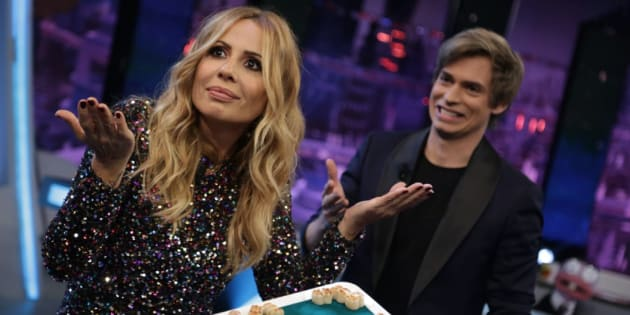 Marta Sánchez y Carlos Baute en 'El Hormiguero'
