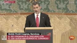 El rey llama a la cooperación entre España y Cataluña por