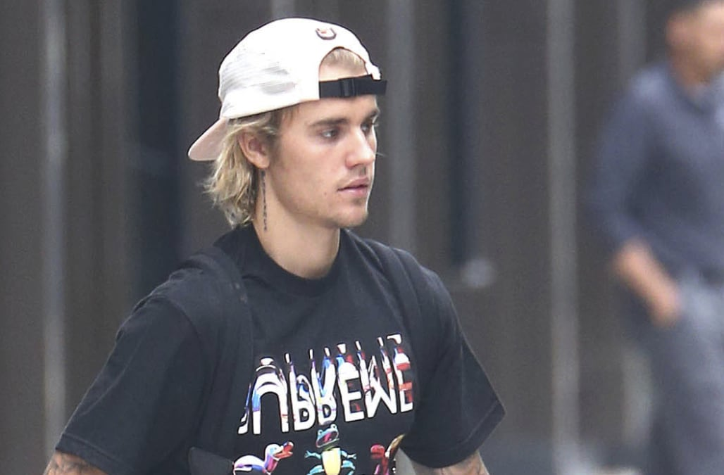 Justin Bieber's face tattoo revealed: See what the singer
