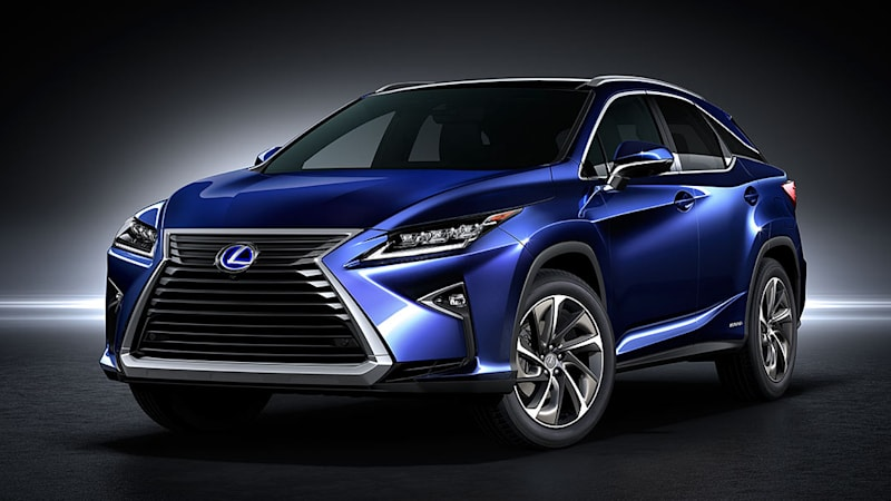 Lexus Drops The Price On The Lexus RXh Autoblog - Lexus rx 350 invoice price 2018