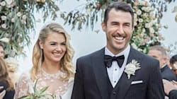 Kate Upton Looked Absolutely Radiant At Her Wedding To Justin