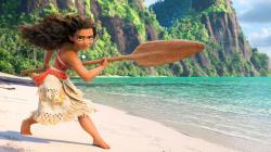 Vaiana, la nouvelle héroïne Disney qui fait du bien aux petites