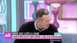 Joaquín Prat, indignado con Kiko Rivera en 'El programa de AR' tras su polémico comentario en 'GH