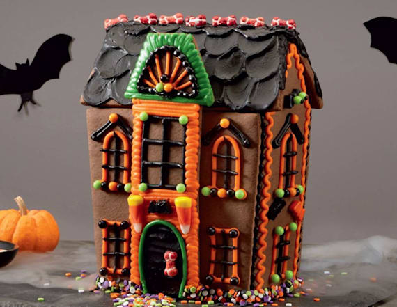 Target is selling DIY cookie haunted mansion kits