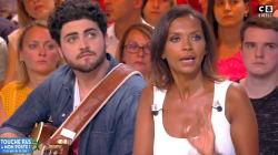 Karine Le Marchand revient sur les critiques d'