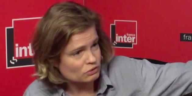 """Sur France Inter, la fille de Romy Schneider étrille """"Trois jours à Quiberon"""", un film consacré à sa mère."""