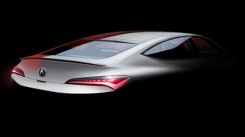 Der neue Acura Integra ist da, und er sieht gut aus€