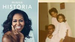 O livro de memórias de Michelle Obama está prestes a chegar às