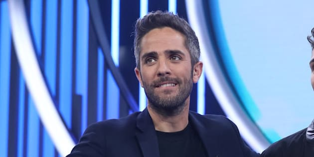 Roberto Leal, en la gala 3 de 'OT'.