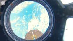 Ce cosmonaute vous fait visiter la Station spatiale internationale à