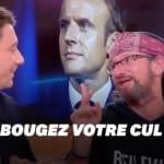 Face à Benjamin Griveaux, l'ex-SDF Christian Page n'a pas mâché ses