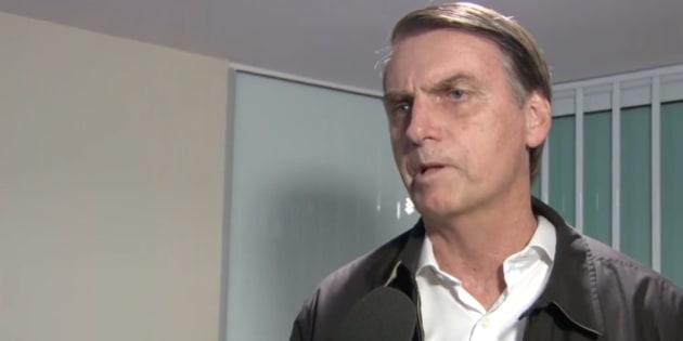 Jair Bolsonaro diz que não vai a debates do 2º turno