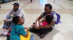 Gobierno venezolano impide a niños viajar a Perú para reunirse con sus