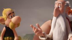 Dans l'Astérix d'Alexandre Astier, Panoramix vole (enfin) la