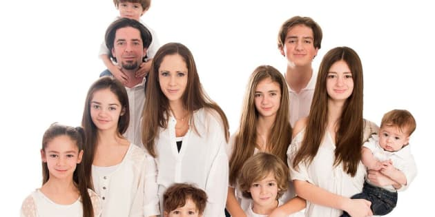 Une deuxi me saison pour la famille groulx canal vie for Les problemes de la famille nombreuse
