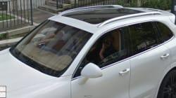 Que fait le rappeur Kaaris sur Google Street