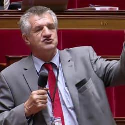 Lassalle accuse Macron d'avoir