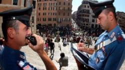 Arrestan en Italia a un bosnio con un arsenal en un coche con destino a