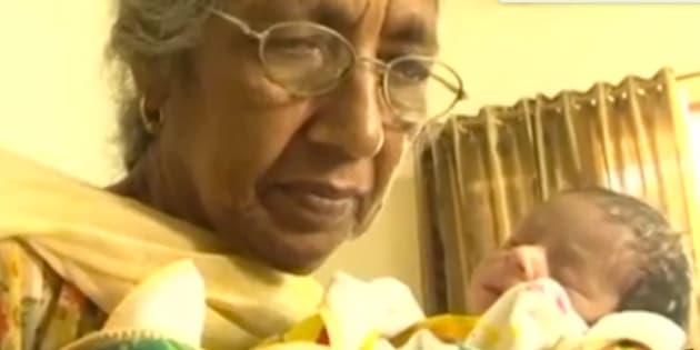 Daljinder Kaur is one of the oldest women ever to give birth.
