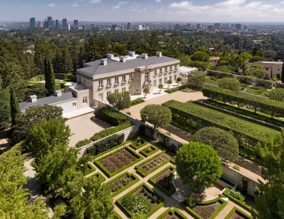 Murdoch's son buys $150M Bel Air mansion