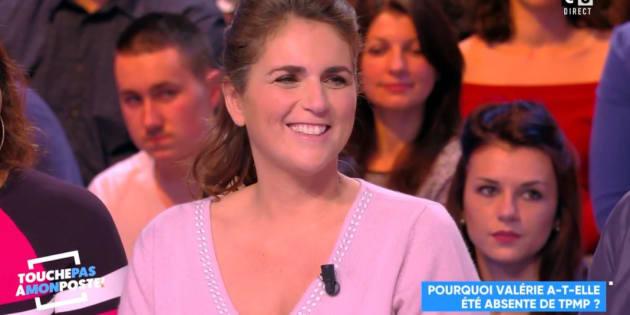Valérie Benaïm livre les raisons de son absence à TPMP