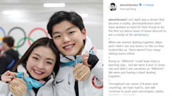 Asian Olympic Figure Skater Proves It's OK To Break The