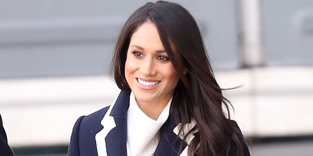 Meghan Markle visits Birmingham on March 8, 2018.