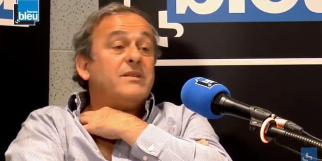 """France 98: Michel Platini dévoile la """"petite magouille"""" qui a permis à la France et au Brésil de s'éviter jusqu'en finale"""