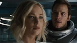 'Passengers' Just Got Dragged Back Down To Earth By Critics