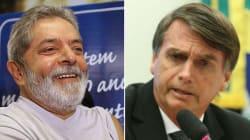 Após delação da Odebrecht, Lula e Bolsonaro se fortalecem na disputa de 2018, segundo