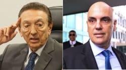 A missão de sabatinar Moraes para o STF está nas mãos de senador investigado na Lava