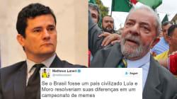 Moro x Lula: Brasil está confuso se é depoimento ou Copa do